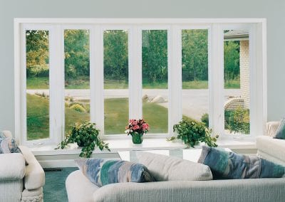 Aspect Bow Window - Casement - Living Room
