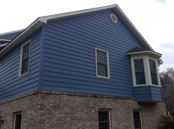 Harbor Blue Vinyl Siding 1500 Trend Home Design 1500