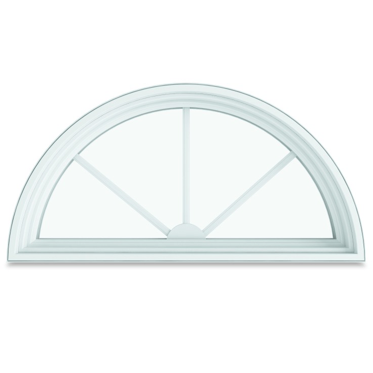 Round Top Window Treatments Ehow Round Top Windows
