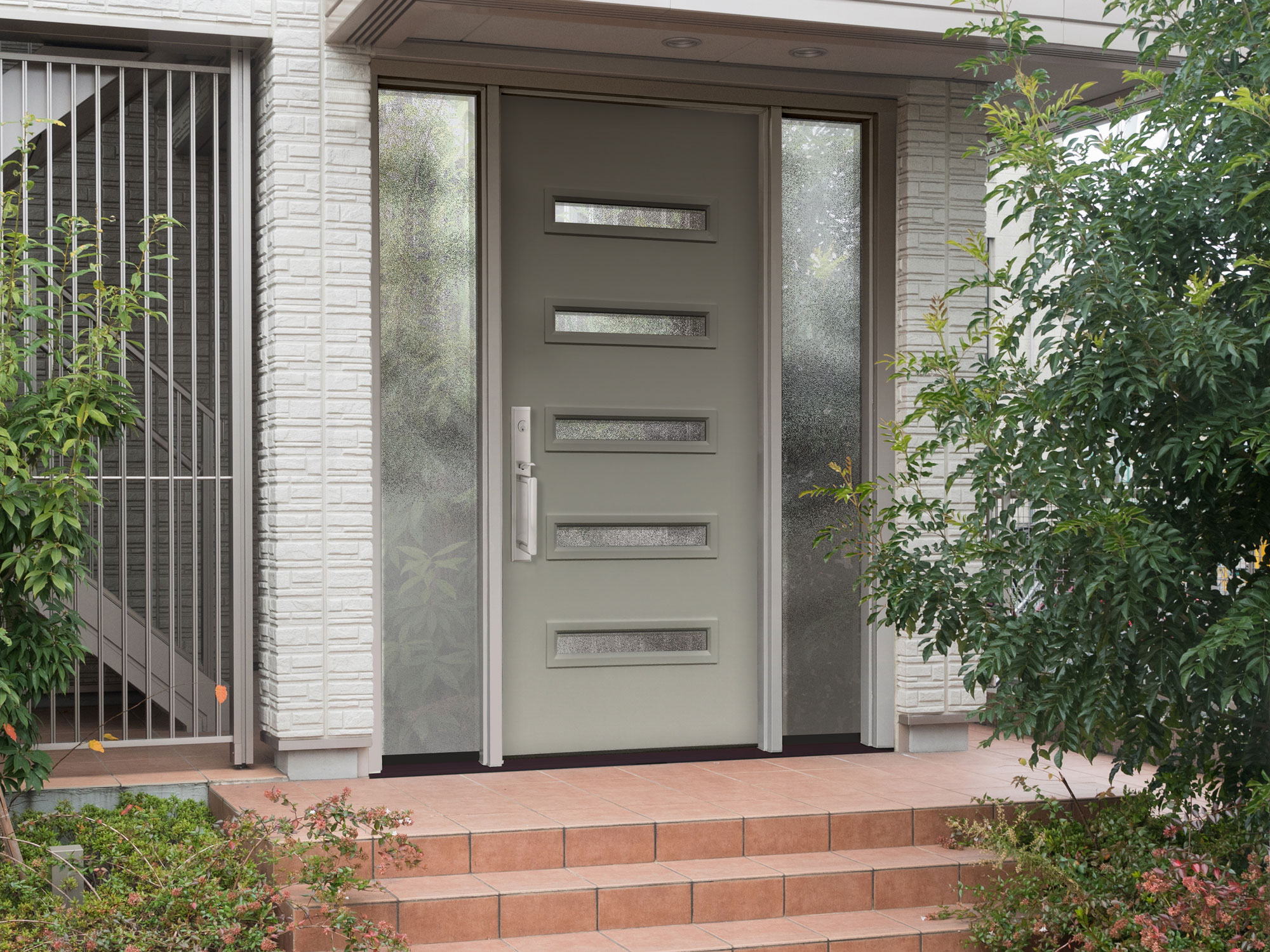 Knoxville replacement doors image